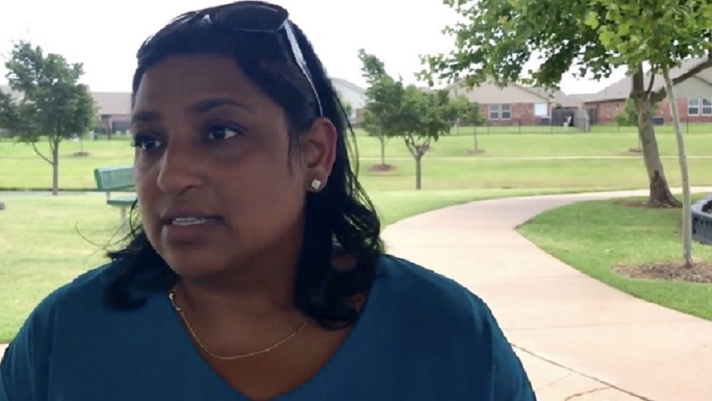 Video preview of Maya's mom talking at the park.